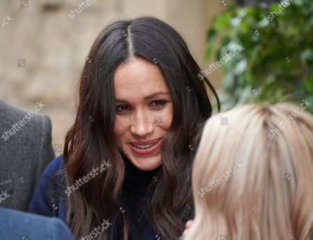 Meghan Markle visits the Social Bite social enterprise cafe
