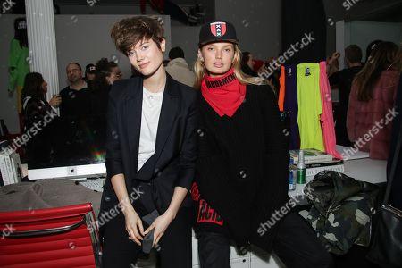 Editorial photo of V Magazine Wardements pop-up shop, New York, USA - 12 Feb 2018
