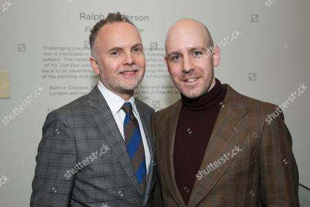 Peter McKintosh (Designer) and Robert Hastie (Director)