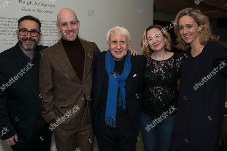 Dan Bates (Producer), Robert Hastie (Director), Peter Gill (Author), Josie Rourke (Artistic Director) and Kate Pakenham (Executive Producer)