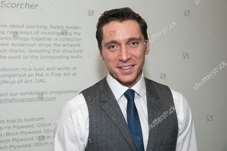 Stock Photo of Ben Batt (George)