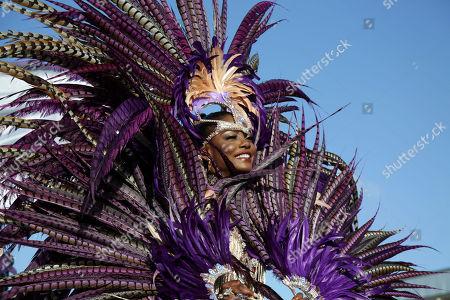 Editorial picture of Carnival of Trinidad and Tobago prepares for its grand parade, Puerto Espa? - 13 Feb 2018
