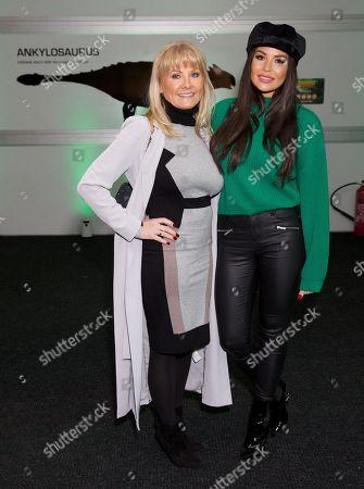 Carol Wright and Jessica Wright