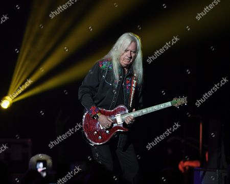 Editorial picture of Bad Company in concert at Hard Rock Live held at the Seminole Hard Rock Hotel and Casino, Florida, USA - 13 Feb 2018