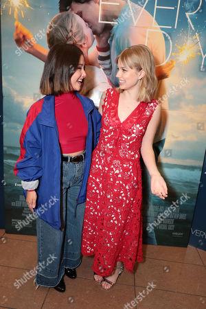 Amanda Arcuri and Angourie Rice