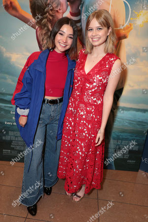 Editorial picture of Orion Pictures Special Los Angeles film Screening of 'Every Day', Playa Vista, Los Angeles, USA - 13 Feb 2018