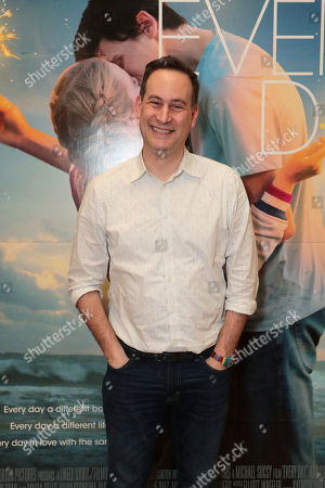 Stock Picture of David Levithan