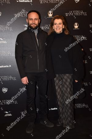 Editorial picture of 'Winchester' film premiere, Rome, Italy - 13 Feb 2018