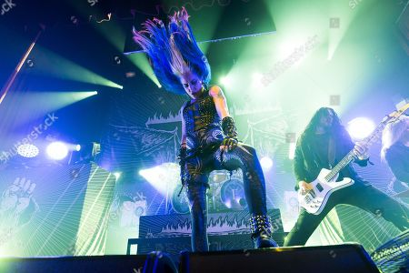 Arch Enemy - Alissa White Gluz, Sharlee D'Angelo