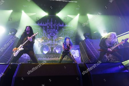 Arch Enemy - Sharlee D'Angelo, Alissa White Gluz, Jeff Loomis