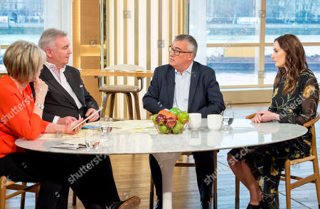 Editorial picture of 'This Morning' TV show, London, UK - 14 Feb 2018