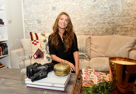 Genevieve Gorder. Fiber One and Genevieve Gorder team up to celebrate Me Time, in New York
