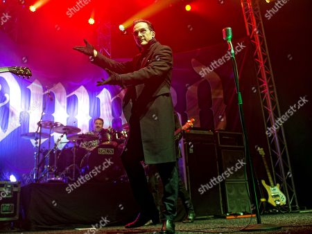 The Damned - Dave Vanian, Pinch