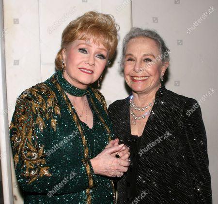Debbie Reynolds, Marge Champion