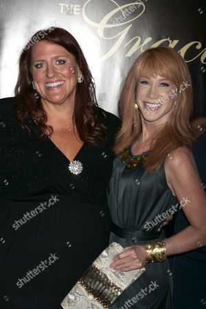 Ruby Gettinger and Kathy Griffin