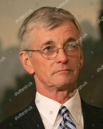 US Representative John M. McHugh