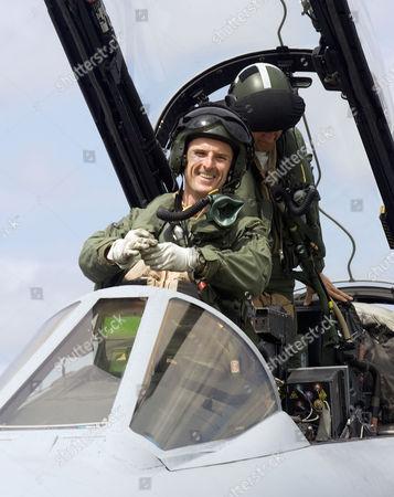 Editorial image of Troops Return to RAF Marham, Norfolk, Britain - 03 Jun 2009