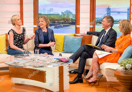 Editorial picture of 'Good Morning Britain' TV show, London, UK - 15 Feb 2018