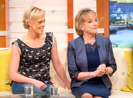 Editorial image of 'Good Morning Britain' TV show, London, UK - 15 Feb 2018