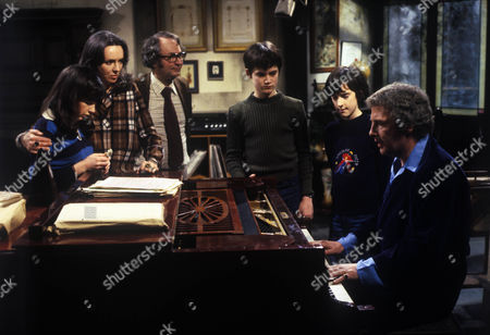 'The Clifton House Mystery'  TV - 1978 -  Amanda Kirby as Jenny, Ingrid Hafner as Sheila Clare, Peter Sallis as Milton Guest, Joshua Le Touzel as Steven, Robert Morgan as Ben and Sebastian Breaks as Tim Clare.