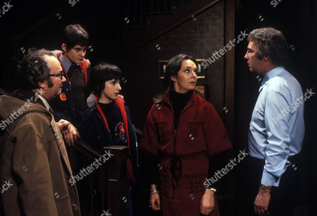'The Clifton House Mystery'  TV - 1978 -  Peter Sallis as Milton Guest, Joshua Le Touzel as Steven, Robert Morgan as Ben, Ingrid Hafner as Sheila Clare and Sebastian Breaks as Tim Clare