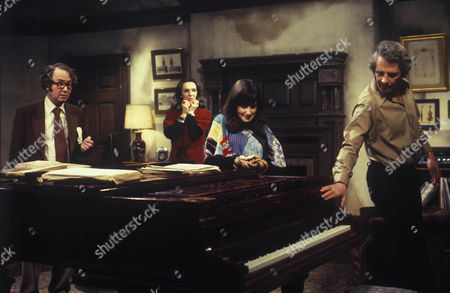 'The Clifton House Mystery'  TV - 1978 -  Peter Sallis as Milton Guest, Ingrid Hafner as Sheila Clare, Amanda Kirby as Jenny and Sebastian Breaks as Tim Clare.