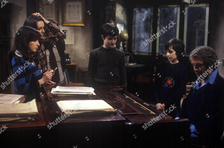 'The Clifton House Mystery'  TV - 1978 -  Amanda Kirby as Jenny, Ingrid Hafner as Sheila Clare, Joshua Le Touzel as Steven, Robert Morgan as Ben and Sebastian Breaks as Tim Clare.