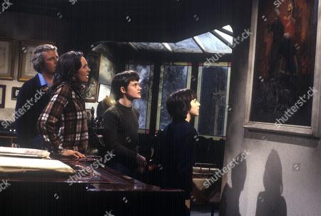 'The Clifton House Mystery'  TV - 1978 -  Sebastian Breaks as Tim Clare, Ingrid Hafner as Sheila Clare, Joshua Le Touzel as Steven, Robert Morgan as Ben.