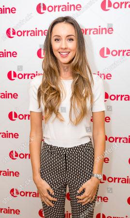Editorial photo of 'Lorraine' TV show, London, UK - 15 Feb 2018