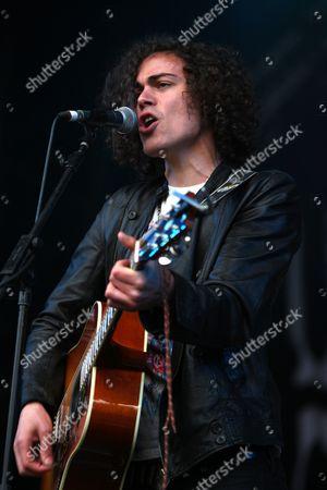 Vagbond - Alex Vargas at performing