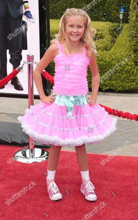 Editorial image of 'Imagine That' film premiere, Los Angeles, America - 06 Jun 2009