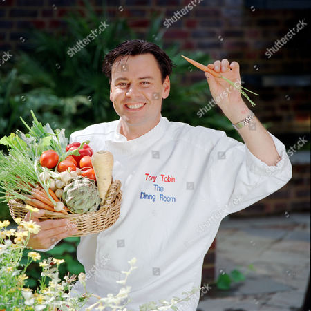 'Carlton Food Network'   TV 'The Green Gourmet' Tony Tobin, Chef