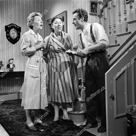 'Winning Widows'   TV Avice Landon, Peggy Mount and Hugh Paddick