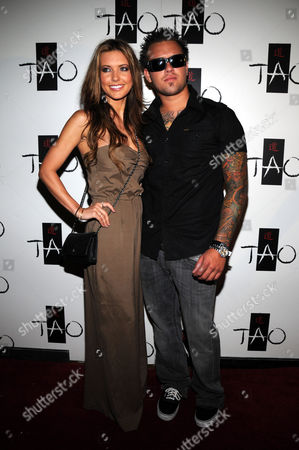 Editorial image of Audrina Patridge hosts a party for her brother Mark's birthday, Las Vegas, America - 06 Jun 2009