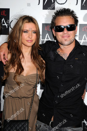 Editorial picture of Audrina Patridge hosts a party for her brother Mark's birthday, Las Vegas, America - 06 Jun 2009