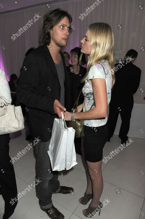 James Rousseau and Kate Bosworth