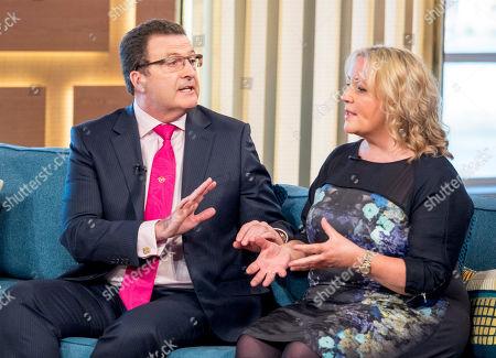 John Nichol and Clare Muldoon