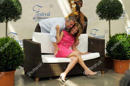 Lori Loughlin and Rob Estes