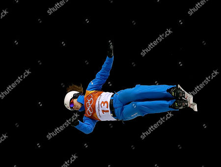 Editorial image of Olympics Freestyle Skiing Women, Pyeongchang, South Korea - 15 Feb 2018