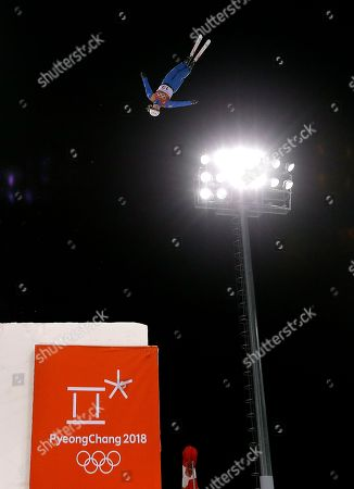 Editorial picture of Olympics Freestyle Skiing Women, Pyeongchang, South Korea - 15 Feb 2018