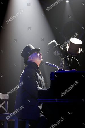 Stock Photo of David Paich, TOTO