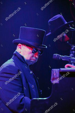 Editorial picture of Toto in concert, Fryshuset Arenan, Stockholm, Sweden - 14 Feb 2018