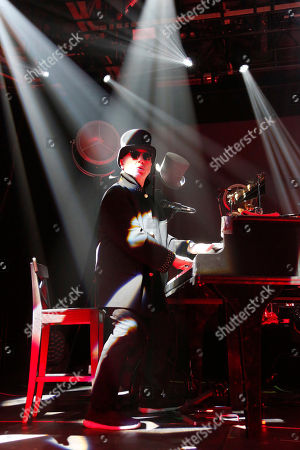 Stock Picture of David Paich, TOTO