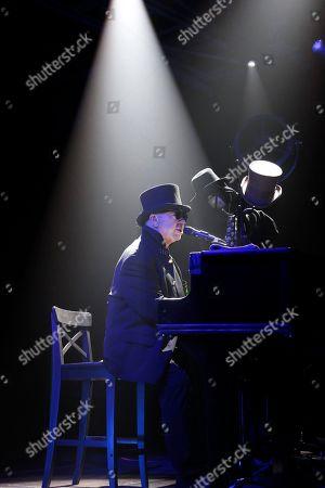 Editorial image of Toto in concert, Fryshuset Arenan, Stockholm, Sweden - 14 Feb 2018