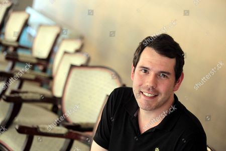 Film maker Marc Price