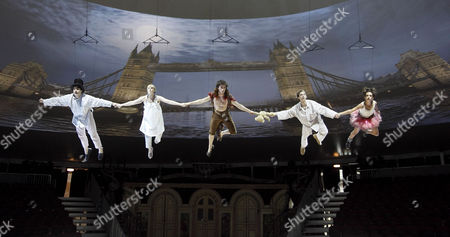Editorial picture of 'Peter Pan' play performed in a marquee in Kensington Gardens, London, Britain - 03 Jun 2009