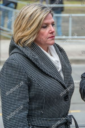 Stock Picture of Andrea Horwath