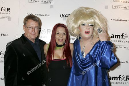Cleve Jones, Patricia Field and Lady Bunny