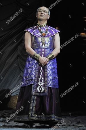 David Yip as The Kralahome