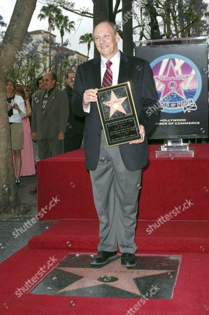 Editorial image of Bill Handel Honoured with a Star on the Hollywood Walk of Fame in Los Angeles, California, America - 12 Jun 2009